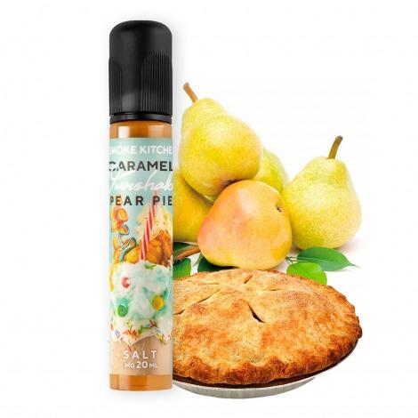 Overshake Caramel Pear Pie Salt 30 ml