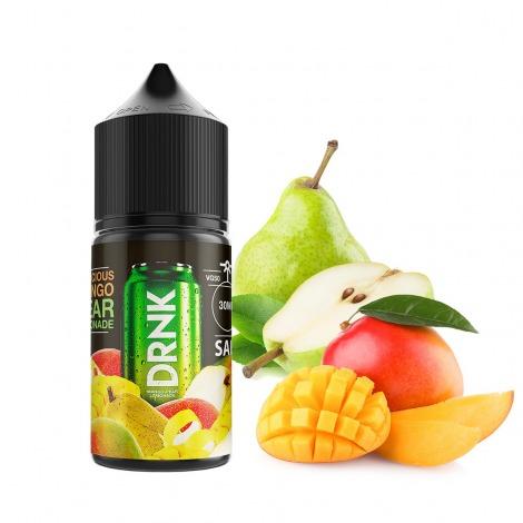 DRNK Salt Delicious Mango Pear Lemonade 30 мл