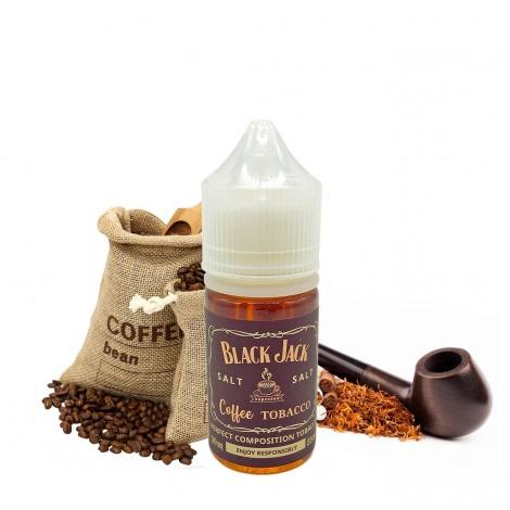 Black Jack Salt Coffee Tobacco 30 ml