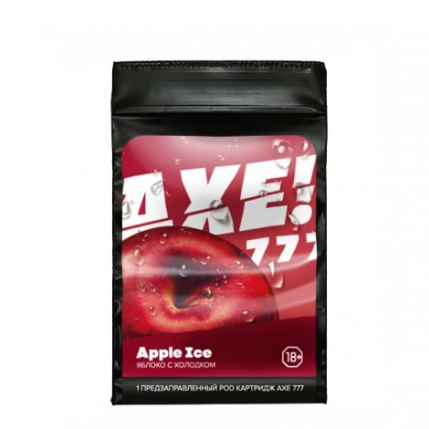 Axe 777 для Juul Apple Ice 60 mg