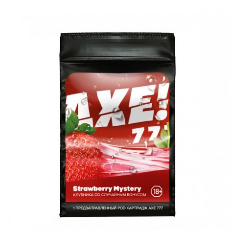 Axe 777 для Juul Strawberry Mystery 60 mg