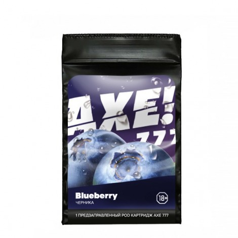 Axe 777 для Juul Blueberry 60 mg