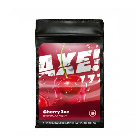 Axe 777 для Juul Cherry Ice 60 mg