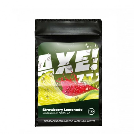 Axe 777 для Juul Strawberry Lemonade 60 mg