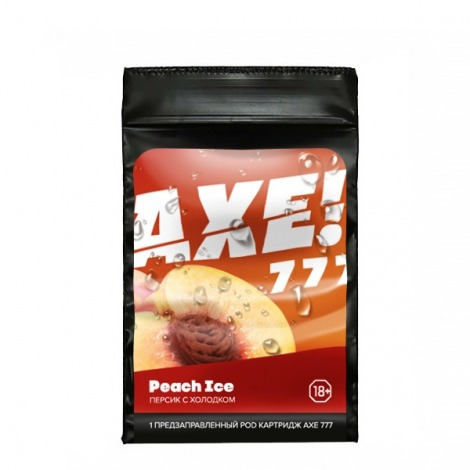 Axe 777 для Juul Peach Ice 60 mg