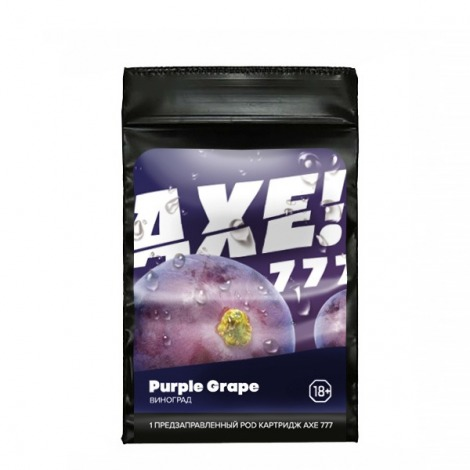 Axe 777 для Juul Purple Grape 60 mg