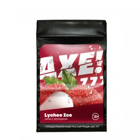 Axe 777 for Juul Lychee Ice 60 mg
