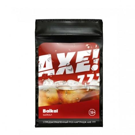 Axe 777 for Juul Baikal 60 mg