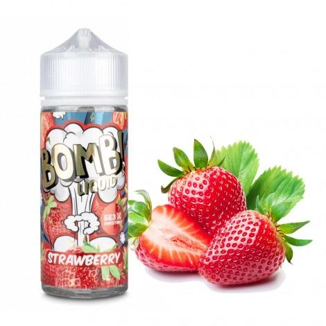 Bomb! Strawberry 120 ml