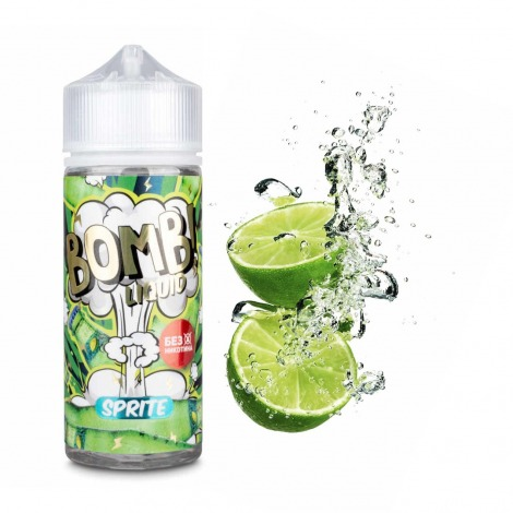 Bomb! Sprite 120 ml