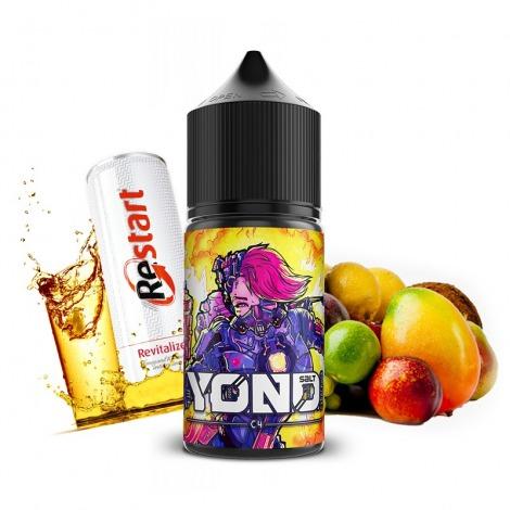 YONO Cyberpunk Salt C4 30 ml