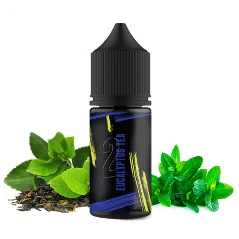 2Punch Salt Eukalyptos Tea 30 ml