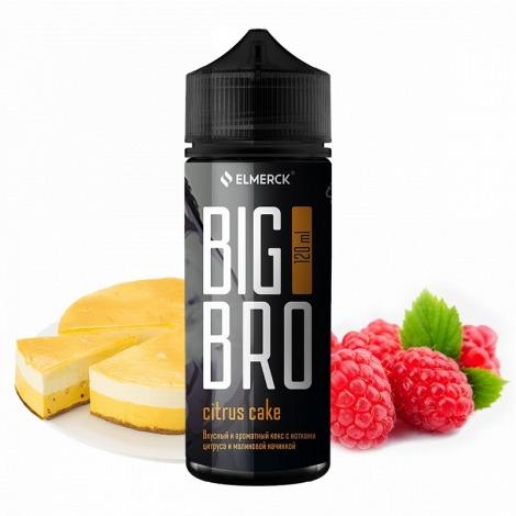 Big Bro Citrus Cake 120 ml