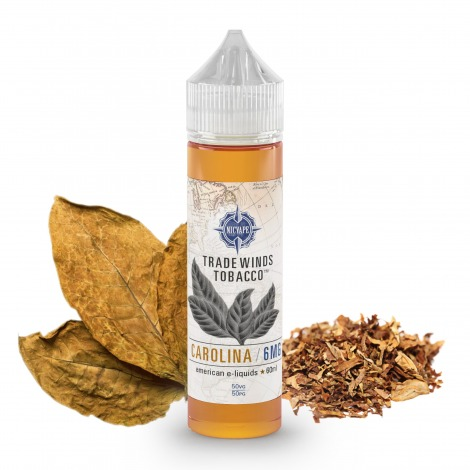 Trade Winds Tobacco Carolina 60 ml