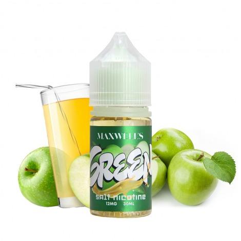 Maxwell's Salt Green 30 ml