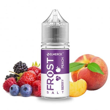 Frost Salt Berry Peach 30 ml