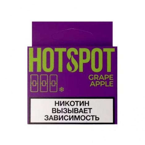 HotSpot for Juul Grape Apple 50 mg x3