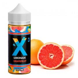 X-3 Lemonade Grapefruit 120 ml