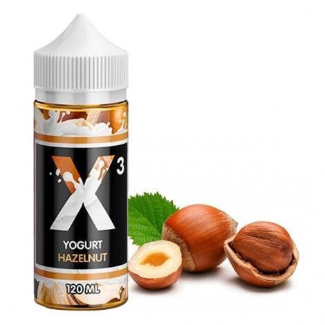 X-3 Yoghurt Hazelnut 120 ml