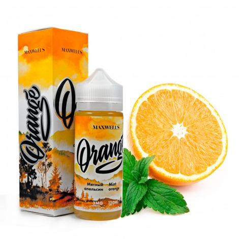 Maxwell's Orange 120 ml