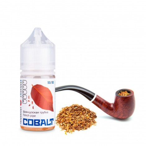 Cobalt French Pipe 30 ml