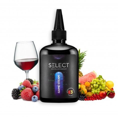 Select Game Steam 100 ml