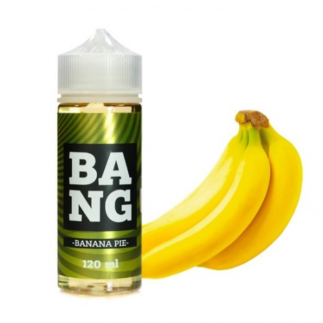 Bang Banana Pie 120 ml
