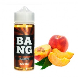 Bang Peach Pie 120 ml