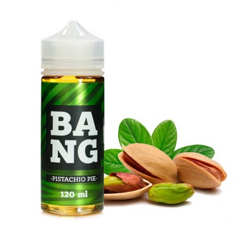 Bang Pistachio Pie 120 ml