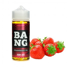 Bang Strawberry Pie 120 ml