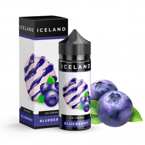 Iceland Blueberry 120 ml
