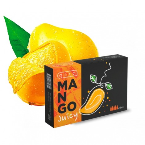 Giza Mango Juicy 5x10 ml