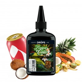 Drops Tropical Cola 100 ml