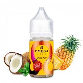 Omega Pod Salt 2.0 Cake Pop 30 ml
