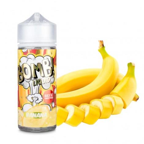 Bomb! Banana 120 ml