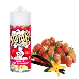 Bomb! Vanilla Wild Strawberry 120 ml