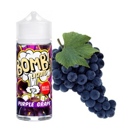 Bomb! Purple Grape 120 ml