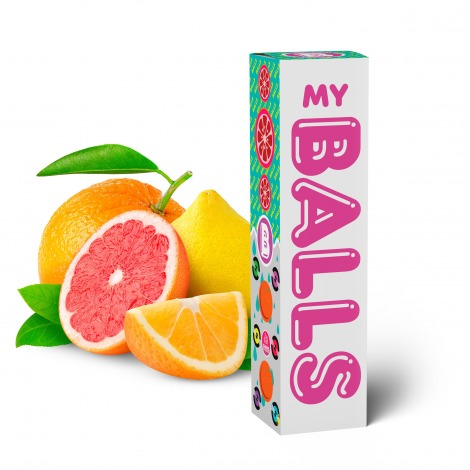 Balls Citrus Remix 60 ml
