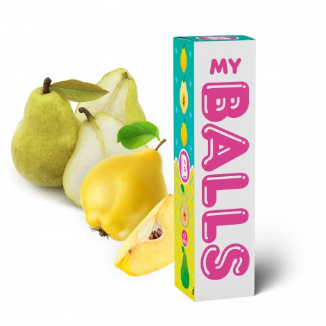 Balls Pear Quince 60 ml