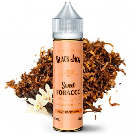 Black Jack Sweet Tobacco 60 ml