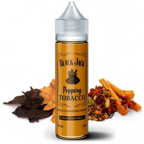 Black Jack Peppery Tobacco 60 ml
