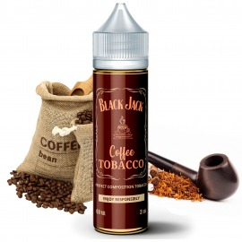 Black Jack Coffee Tobacco 60 ml