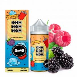 Ohm Nom Nom Black Sodaberg 120 ml