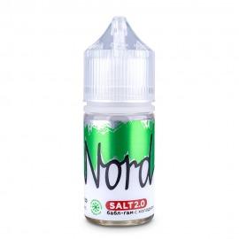 Nord Salt Bubblegum with Ice 30 ml