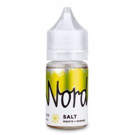 Nord Salt Mango and Pineapple 30 ml