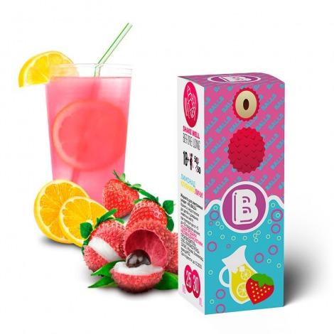 Balls Salt Lychee Strawberry Lemonade 30 ml