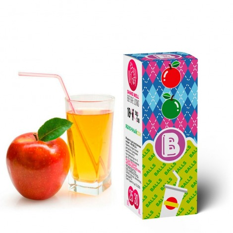 Balls Salt Apple Juice 30 ml