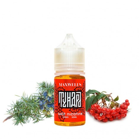Maxwell's Tundra Salt 30 ml