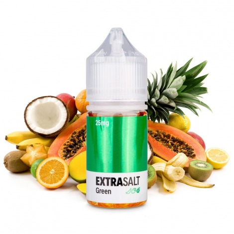 ExtraSalt Green 30 ml