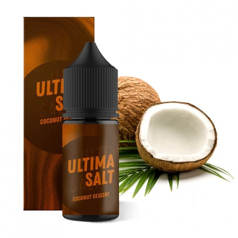 UltimaSalt Coconut Dessert 30 ml